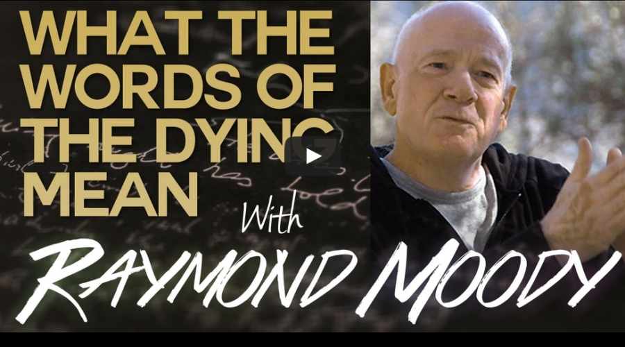 What the words of the Dying mean