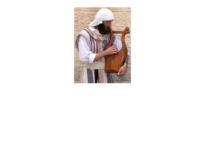 Biblical Harp